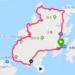 長崎西海トライアスロン・バイクコース(20km)